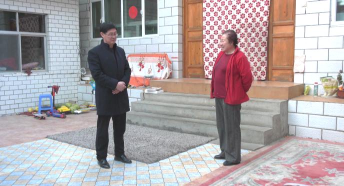 【代表委员风采】张永宁:扶贫路上尽显代表风采